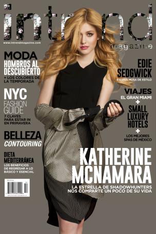 KATHERINE MCNAMARA INTREND MAGAZINE